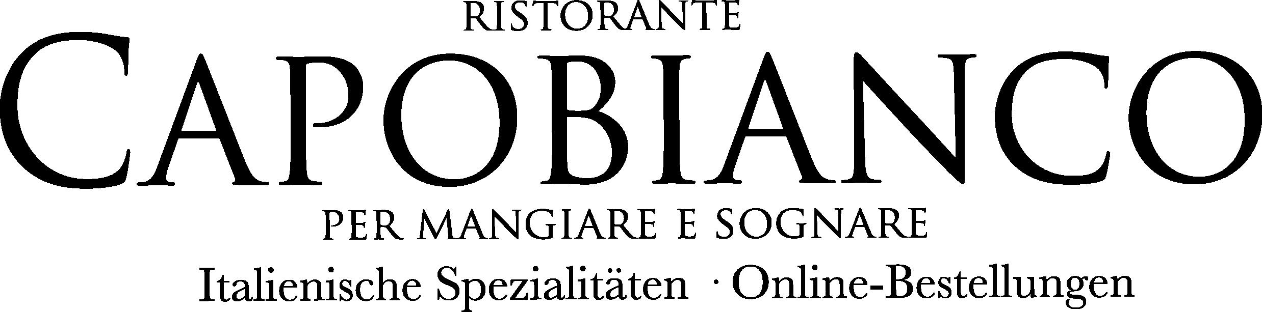 Spezialitäten Capobianco